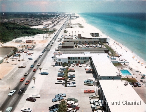 Miracle Strip Panama City Beach Taken From Thetop O The Observation Tower